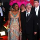 George Lucas and Mellody Hobson - 454 x 671