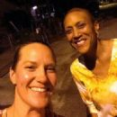 Robin Roberts and Amber Laign - 454 x 491
