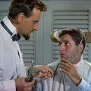 Hans Conried &  Jerry Lewis in You're Never Too Young - 454 x 256