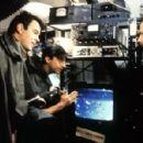 Dan Aykroyd, Jon Lovitz and Wesley Mann in My Stepmother Is an Alien (1988) - 454 x 298