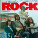 Roger Daltrey, Keith Moon, John Entwistle & Pete Townshend