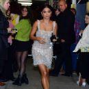 Vanessa Hudgens – Seen leaving the Harper's Bazaar ICONS party Spring Summer 2020