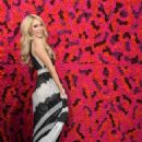 Paris Hilton – Alice + Olivia Fashion Show in New York