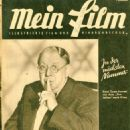S.Z. Sakall - Mein Film Magazine Pictorial [Austria] (18 July 1947) - 454 x 651