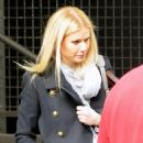 Gwyneth Paltrow leaves her New York City apartment, January 26, 2011