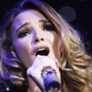 Nadine Coyle - Performs at Jingle Bell Ball 2010 in Manchester - 01.12.2010