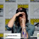 Norman Reedus-July 11, 2015-TV Guide Magazine: Fan Favorites at Comic-Con International 2015 - 454 x 580