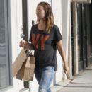 Olivia Wilde and Jason Sudeikis Shop in LA
