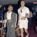 Janet Elway and John Elway