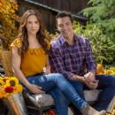 Lacey Chabert in Fall Harvest Preview Special  (2018) - 454 x 496