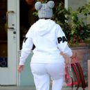 Blac Chyna Out in Los Angeles, California - January 17, 2017