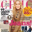 Sarah Jessica Parker - Chic Magazine Cover [Sweden] (4 November 2010)