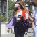 Sofia Richie – Seen with a Fendi purse while out shopping in Malibu