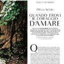 Olivia Wilde – Grazia Italy Magazine (February 2019)