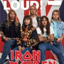 Iron Maiden - Loud Magazine Cover [Portugal] (May 2013)