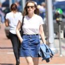 Gillian Jacobs Out and About in Beverly Hills 07/27/2016 - 454 x 691
