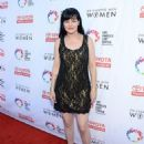 Actress Pauly Perrette attends An Evening with Women benefiting the Los Angeles LGBT Center at the Hollywood Palladium on May 21, 2016 in Los Angeles, California
