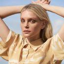 Jessica Stam - Harper's Bazaar Magazine Pictorial [Czech Republic] (May 2018) - 454 x 568