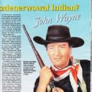 John Wayne - Retro Magazine Pictorial [Poland] (October 2020)