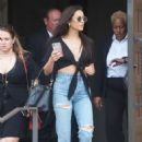 Shay Mitchell – Leaves an event in Beverly Hills