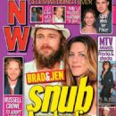 Jennifer Aniston - New Weekly Magazine Cover [Australia] (9 September 2002)