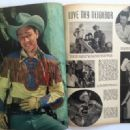 Roy Rogers - Silver Screen Magazine Pictorial [United States] (January 1951) - 454 x 330