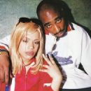Tupac Shakur and Faith Evans