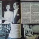 George Hamilton - Cine Tele Revue Magazine Pictorial [France] (14 July 1966)