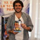 "Pedro Lanzani: ""Casi Angeles"" book presentation"