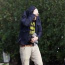 Zac Efron out in Los Angeles January 12, 2011