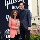 Loretta Lynn and Jack White Induction Into The Nashville Walk Of Fame on June 4, 2015 in Nashville, Tennessee. - 401 x 600
