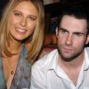 Maria Sharapova and Adam Levine