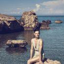 Querelle Jansen - Harper's Bazaar Magazine Pictorial [Netherlands] (July 2015) - 454 x 625