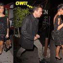 Nicole Scherzinger and Dane Cook