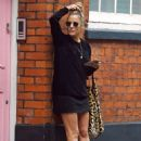 Caroline Flack – Out in London