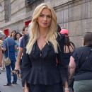 Victoria Lopyreva – Elie Saab Haute Couture Show 2019 in Paris - 454 x 682