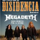 Dave Mustaine, Shawn Drover, Chris Broderick & Dave Ellefson - 400 x 518