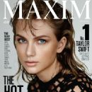 Taylor Swift Maxim Us Cover Junejuly 2015
