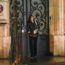 Monica Bellucci Out In Paris