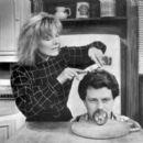 Jane Curtin and Sam Freed