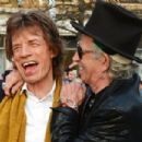 The Rolling Stones: Exhibitionism' - Private View - Saatchi Gallery on April 4, 2016 in London, England - 454 x 303