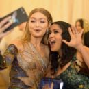 Salma Hayek – 2018 MET Costume Institute Gala in NYC