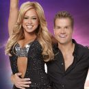 Louis van Amstel and Sabrina Bryan