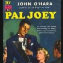 PAUL JOEY (musical) Rodgers & Hart  John O'Hara - 348 x 498