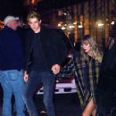December 8, 2017 - Taylor Swift and Joe Alwyn arriving at her apartment in New York City