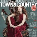 Julianne Moore - Town & Country Magazine Cover [United States] (January 2016)