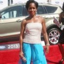 Regina King arrives at the 2012 BET Awards at The Shrine Auditorium on July 1, 2012 in Los Angeles - 374 x 594