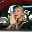 Brooke Hogan - Leaving The Shore Club Hotel In Miami, 2009-12-30