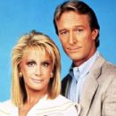 Joan Van Ark and Ted Shackelford