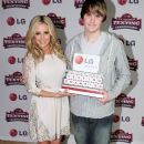Ashley Tisdale: 2011 LG US National Texting Championship